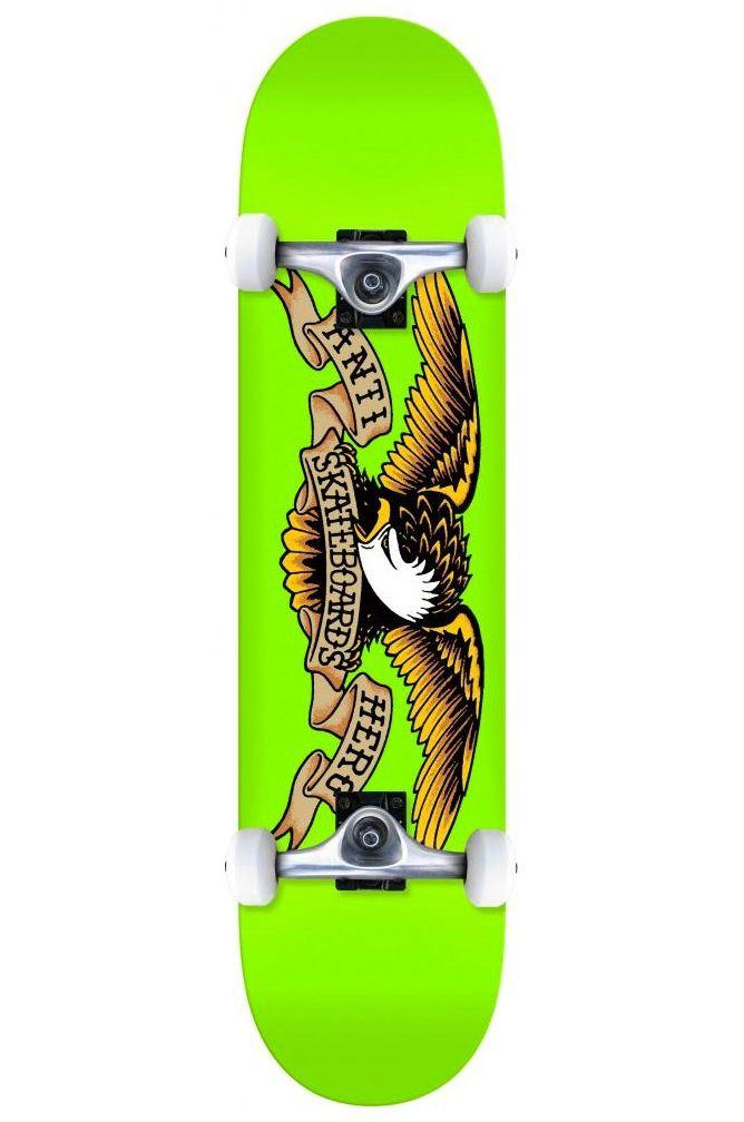 """Anti-Hero Skate 8"""" X 31.8"""" CLASSIC EAGLE LG Green"""