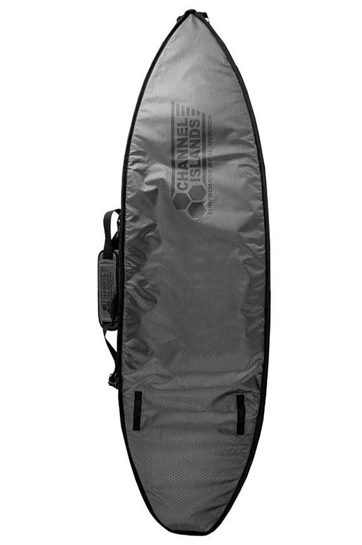 Al Merrick Boardbag 7'0 CX2 DOUBLE Charcoal