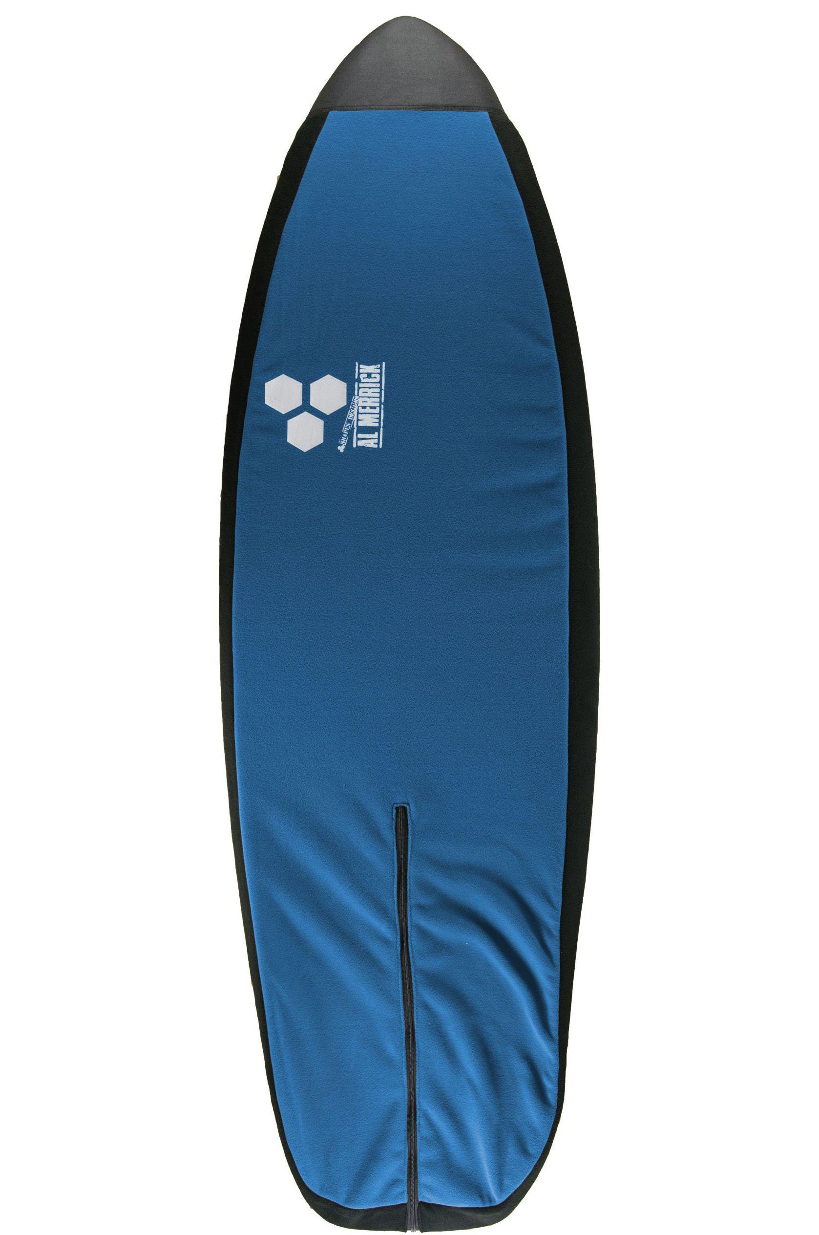 Al Merrick Boardbag 7'2 SNUGGIE ERP SPECIALTY Black/Indigo
