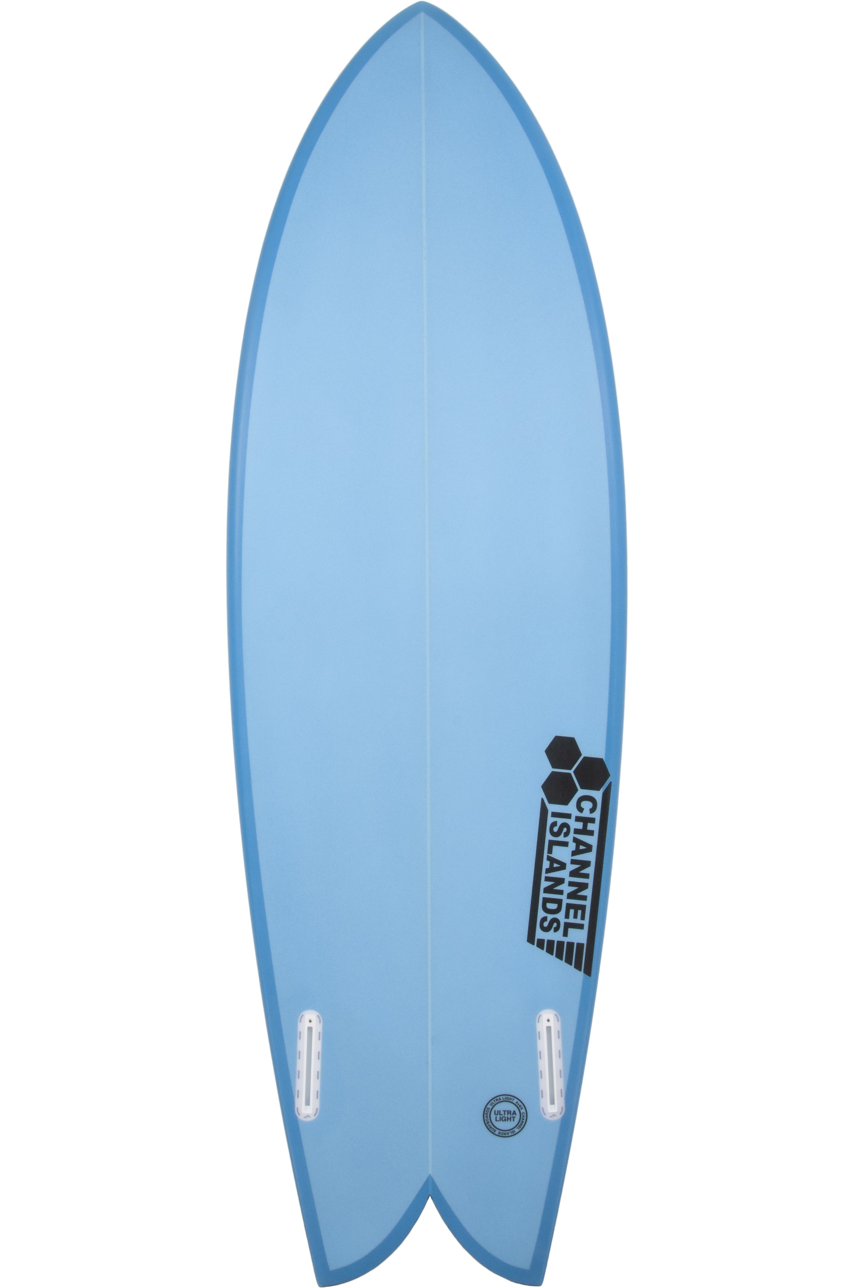 Prancha Surf Al Merrick CI FISH 5'6 Swallow Tail - Color Futures Twin 5ft6