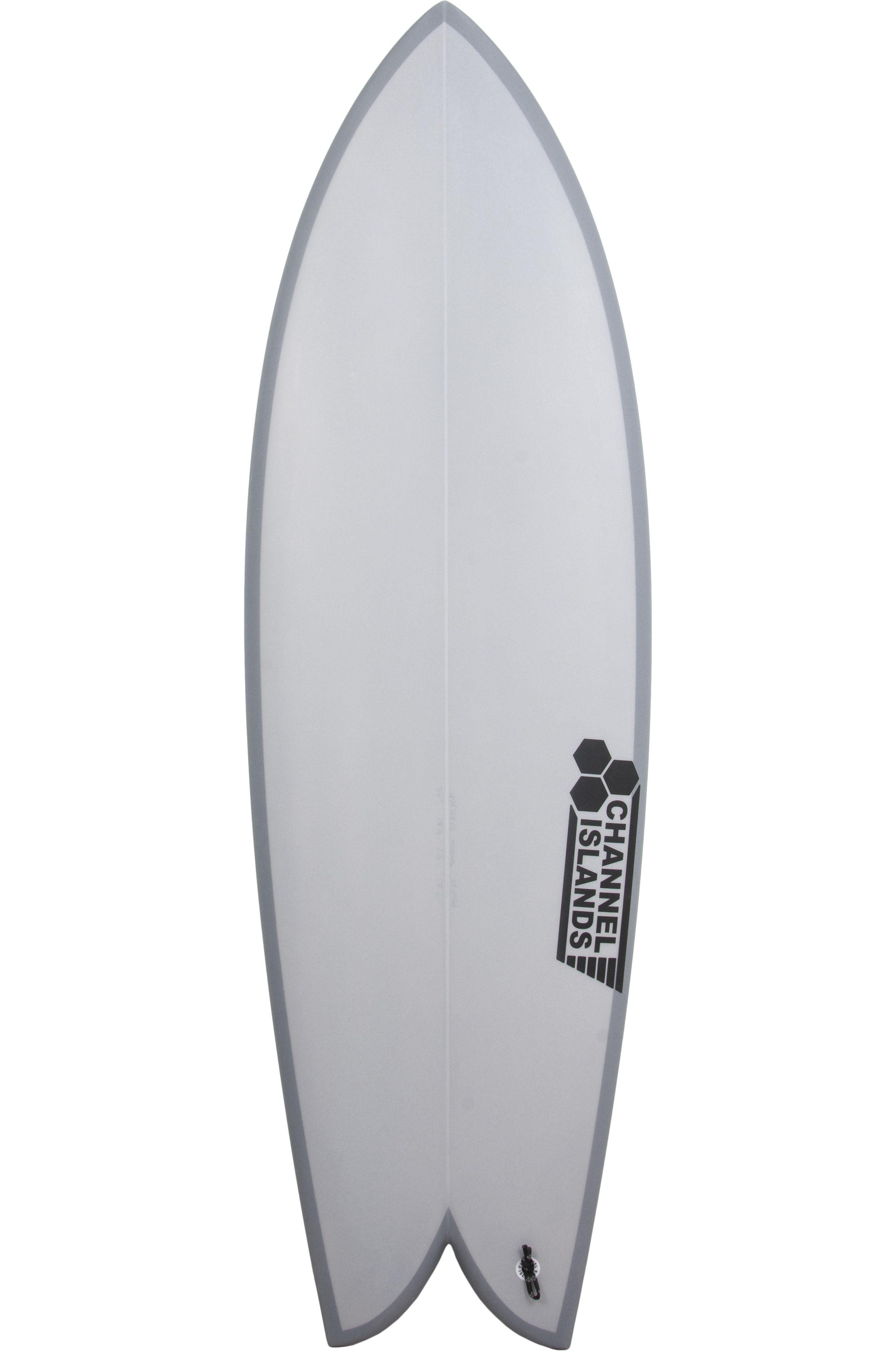Prancha Surf Al Merrick CI FISH 5'6 Swallow Tail - Color Futures Twin 5ft6