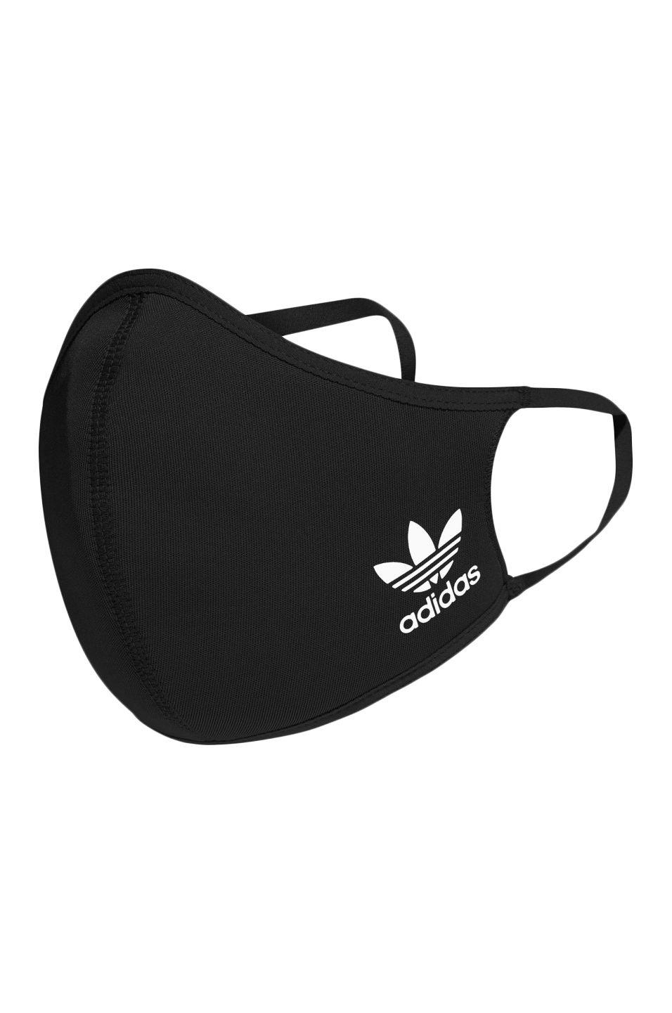 DV Adidas Máscara BOS LARGE 3PK Black