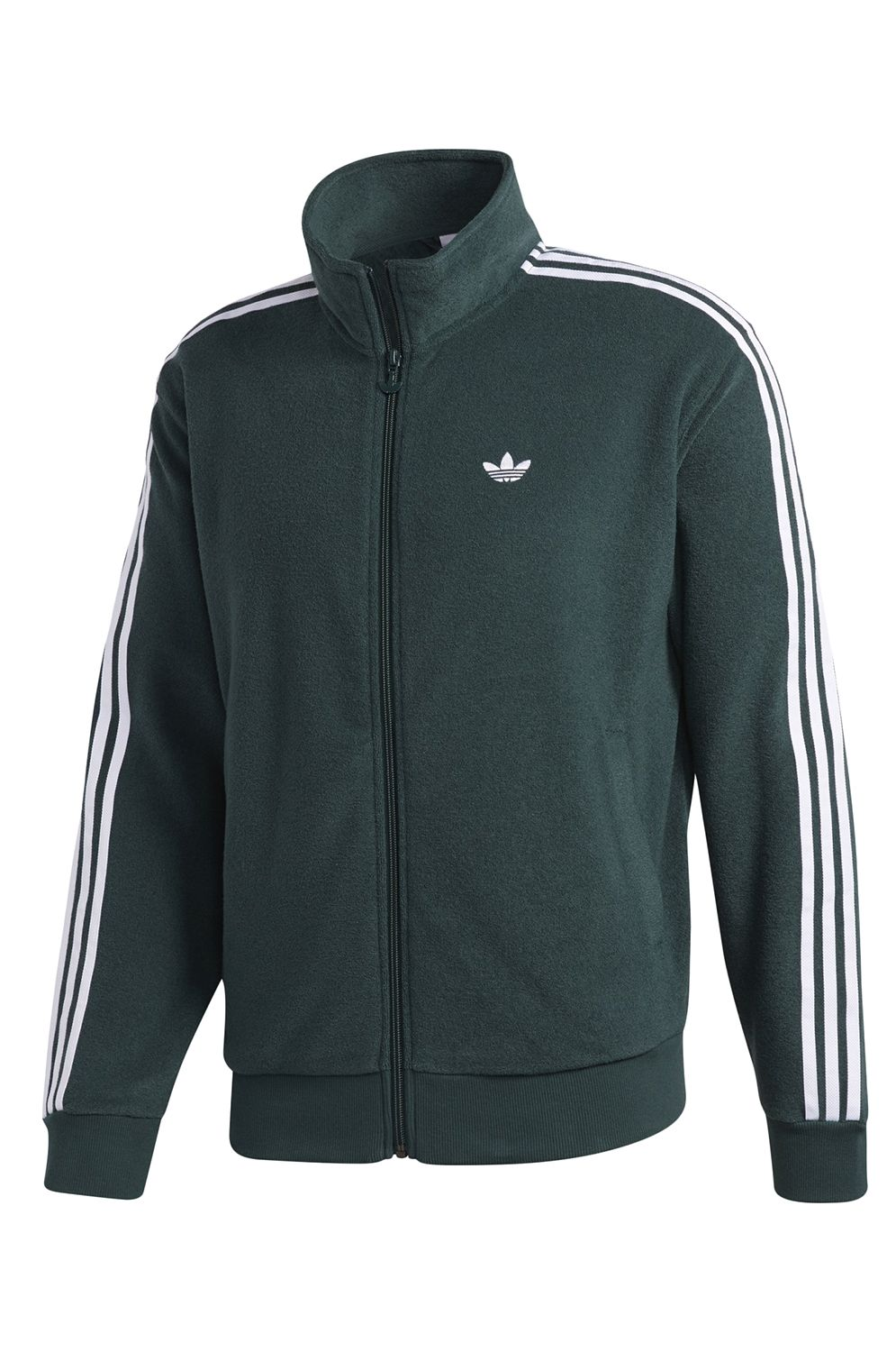 Casaco Adidas BOUCLETTE Mineral Green/White