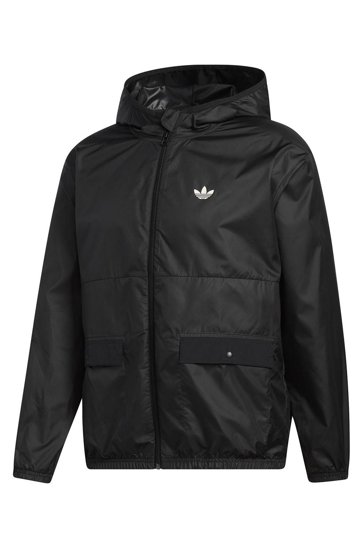 Adidas Jacket Wind Breaker LIGHT WNDBRKR Black/Off White