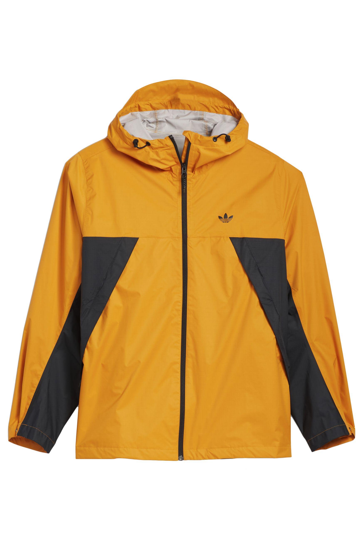 Adidas Jacket TECH SHELL Black/Focora