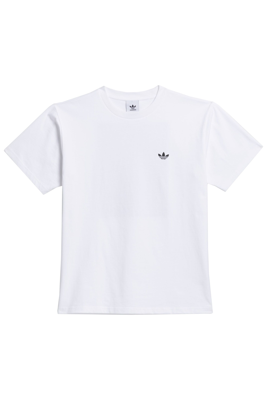 T-Shirt Adidas ZANDER G SS TEE White