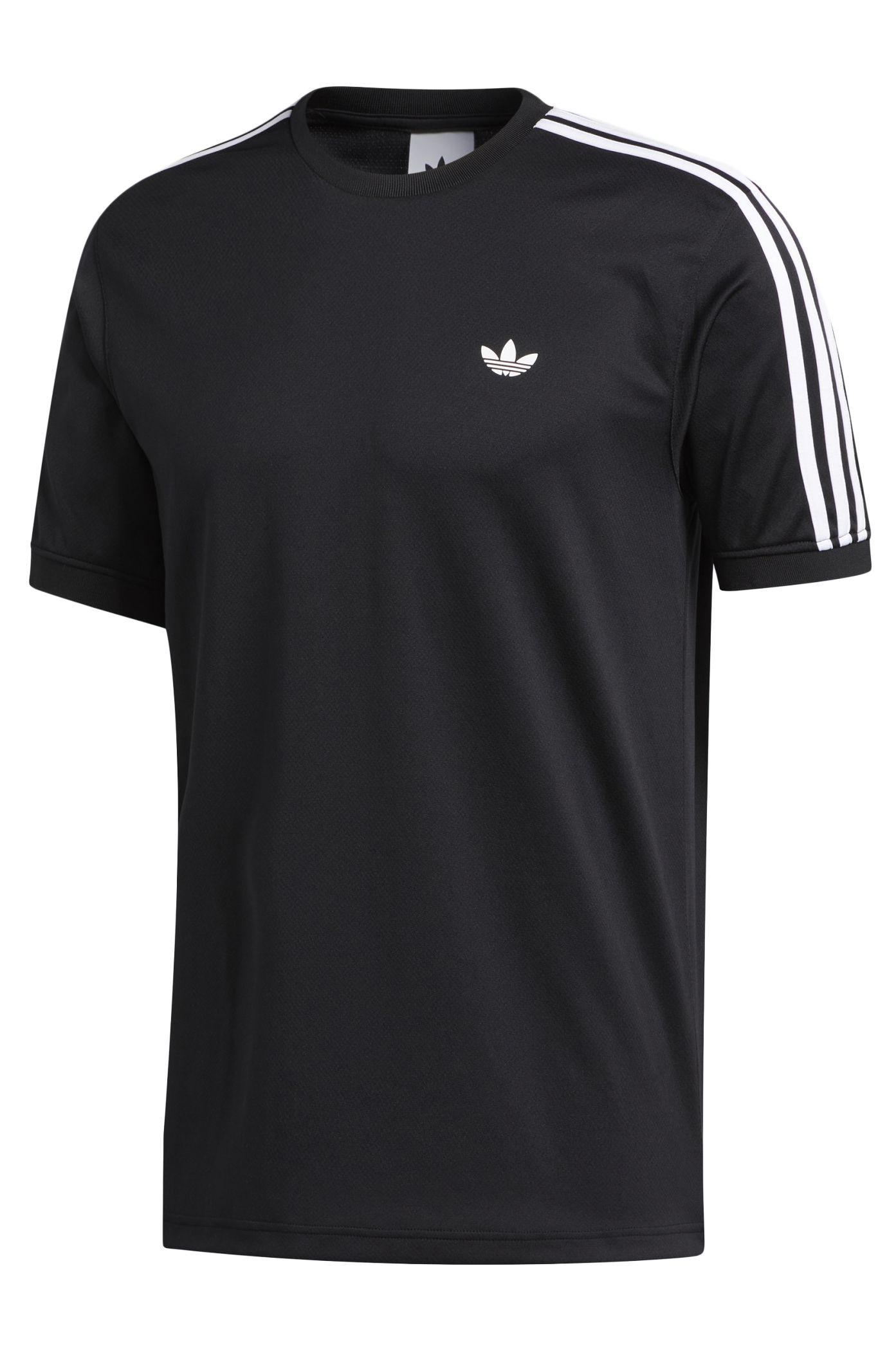T-Shirt Adidas AERO CLUB JRSY Black/White