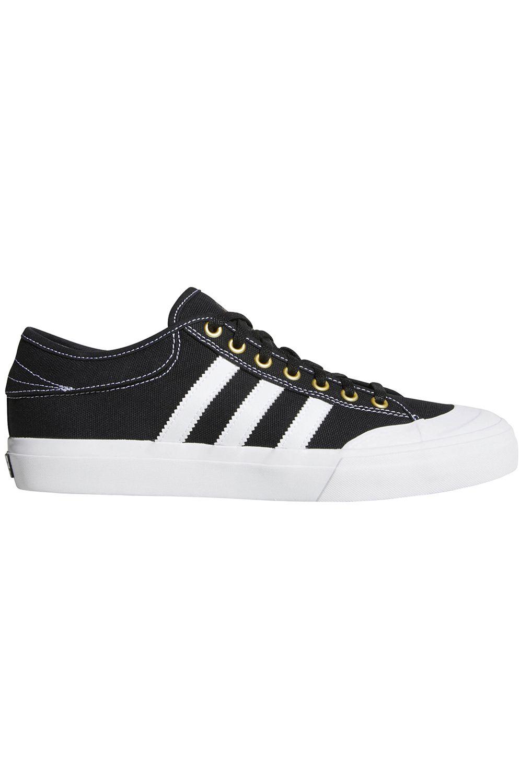 Tenis Adidas MATCHCOURT Core Black/Ftwr White/Gold Met.