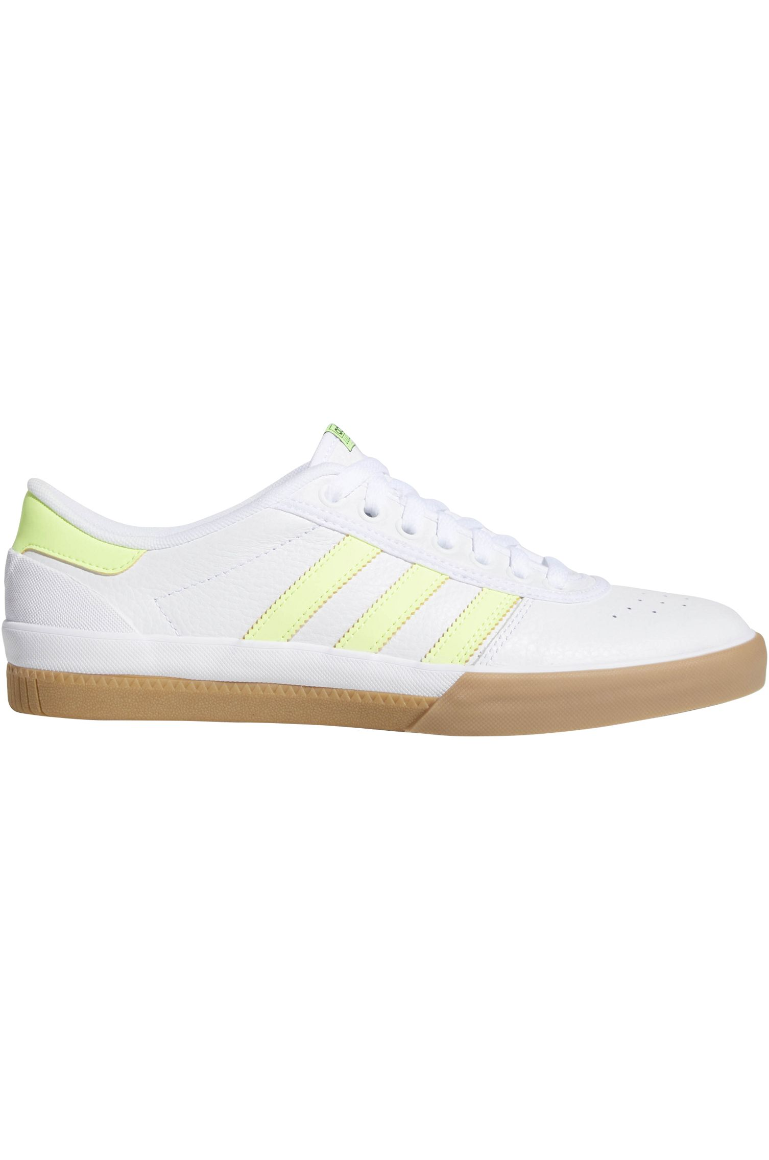 Tenis Adidas LUCAS PREMIERE Ftwr White/Hi-Res Yellow/Gum4