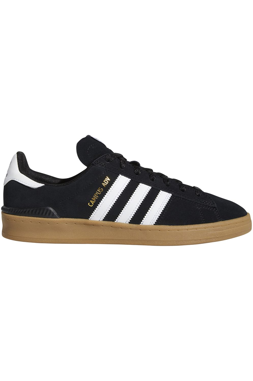 Adidas Shoes CAMPUS ADV Core Black/Ftwr White/Gum4
