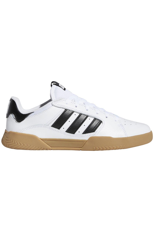 Tenis Adidas VRX LOW Ftwr White/Core Black/Gum4