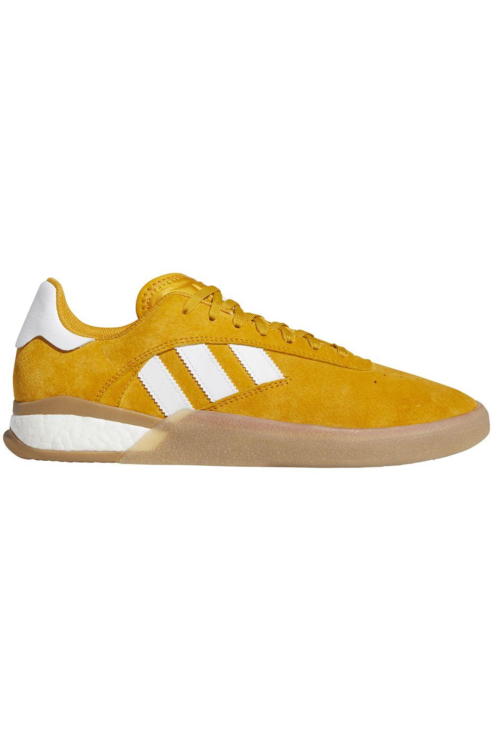 Tenis Adidas 3ST.004 Tactile Yellow F17/Ftwr White/Gum4