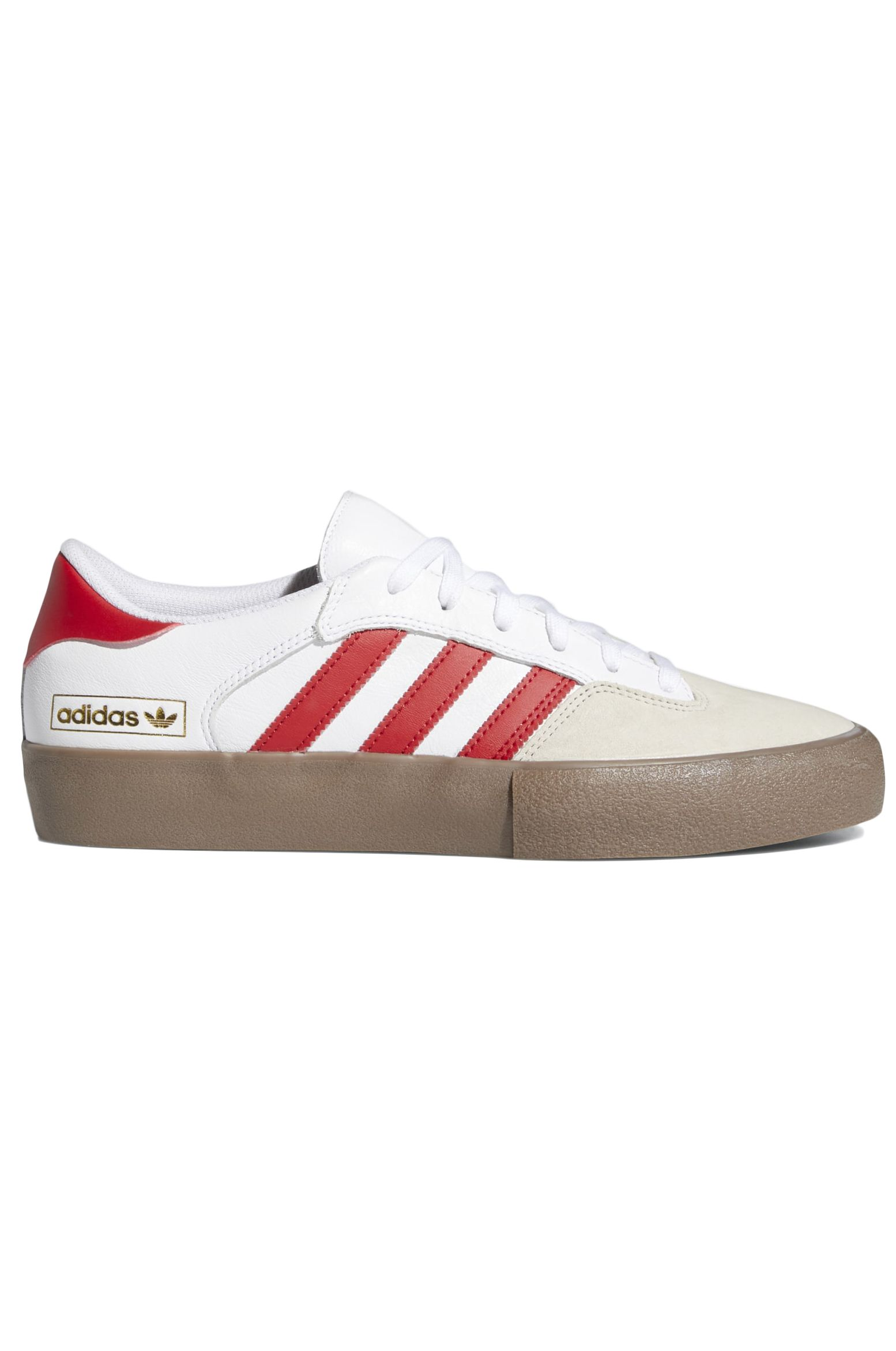 Tenis Adidas MATCHBREAK SUPER Ftwr White/Power Red/Gum5