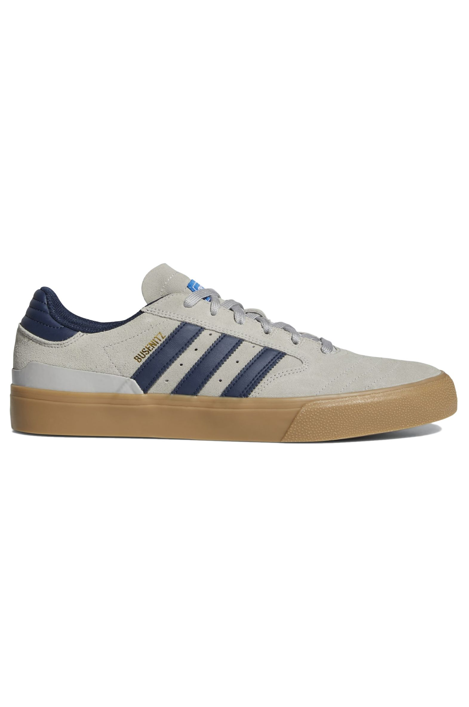 Adidas Shoes BUSENITZ VULC II Grey Two/Collegiate Navy/Gum4