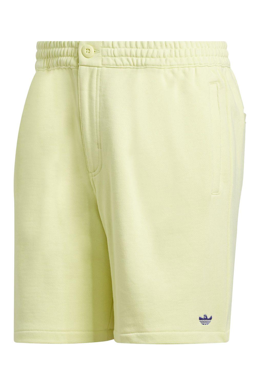 Walkshorts Adidas SHMOOSHORTS Yellow Tint/Purple