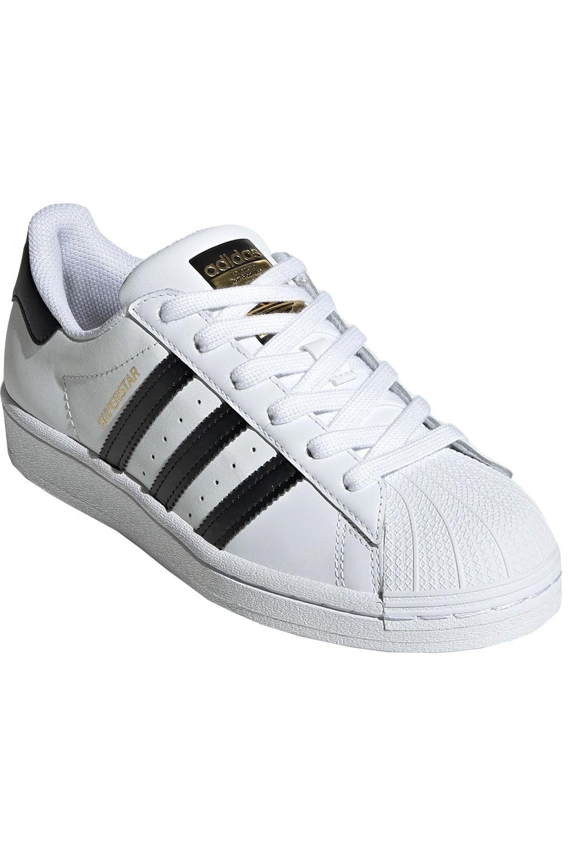 Tenis Adidas SUPERSTAR J Ftwr White/Core Black/Ftwr White