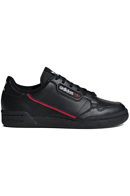 Tenis Adidas CONTINENTAL 80 J Core Black/Scarlet/Collegiate Navy