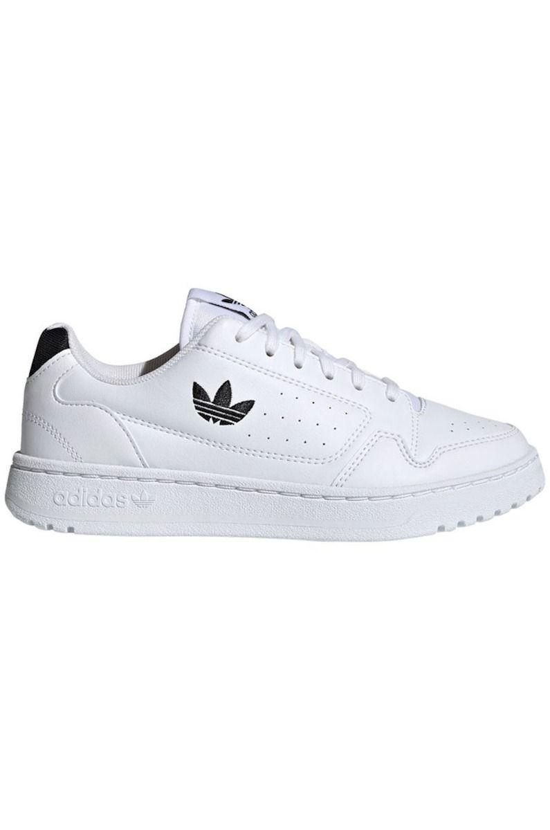 Adidas Shoes NY 92 J Ftwr White/Core Black/Ftwr White