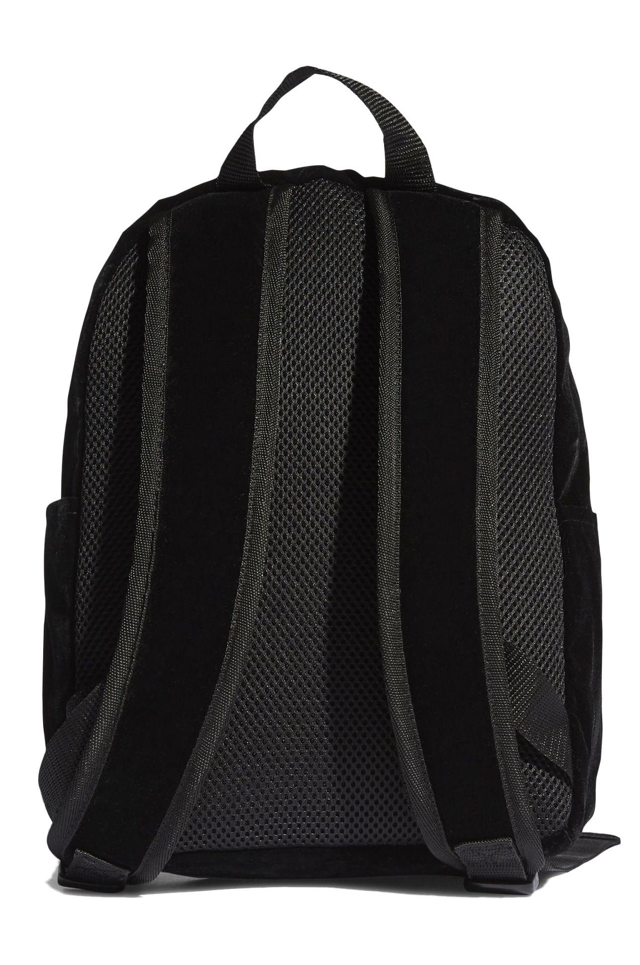 Mochila Adidas SMALL BP VELVET Black