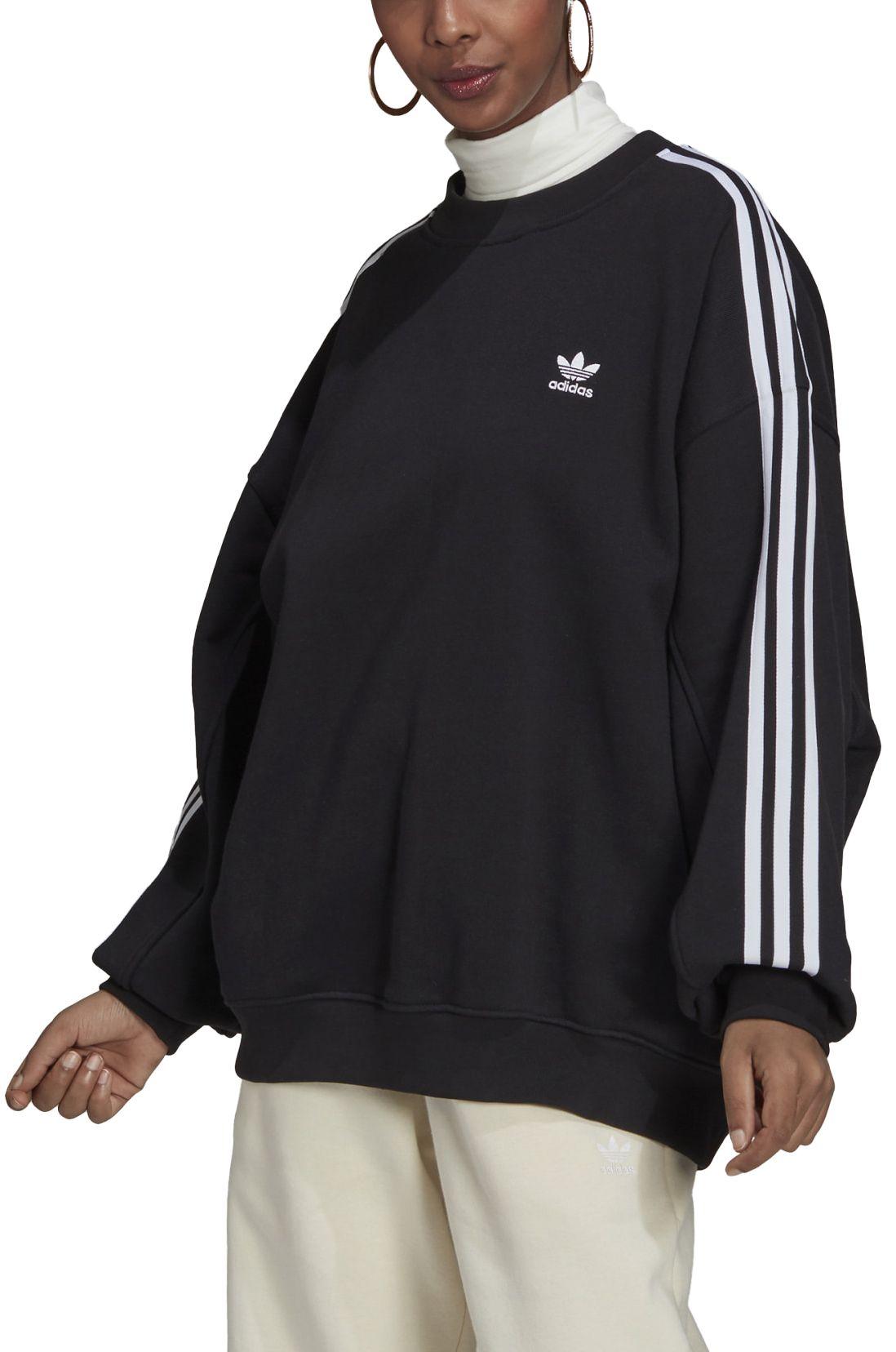 Adidas Crew Sweat OS SWEATSHIRT Black