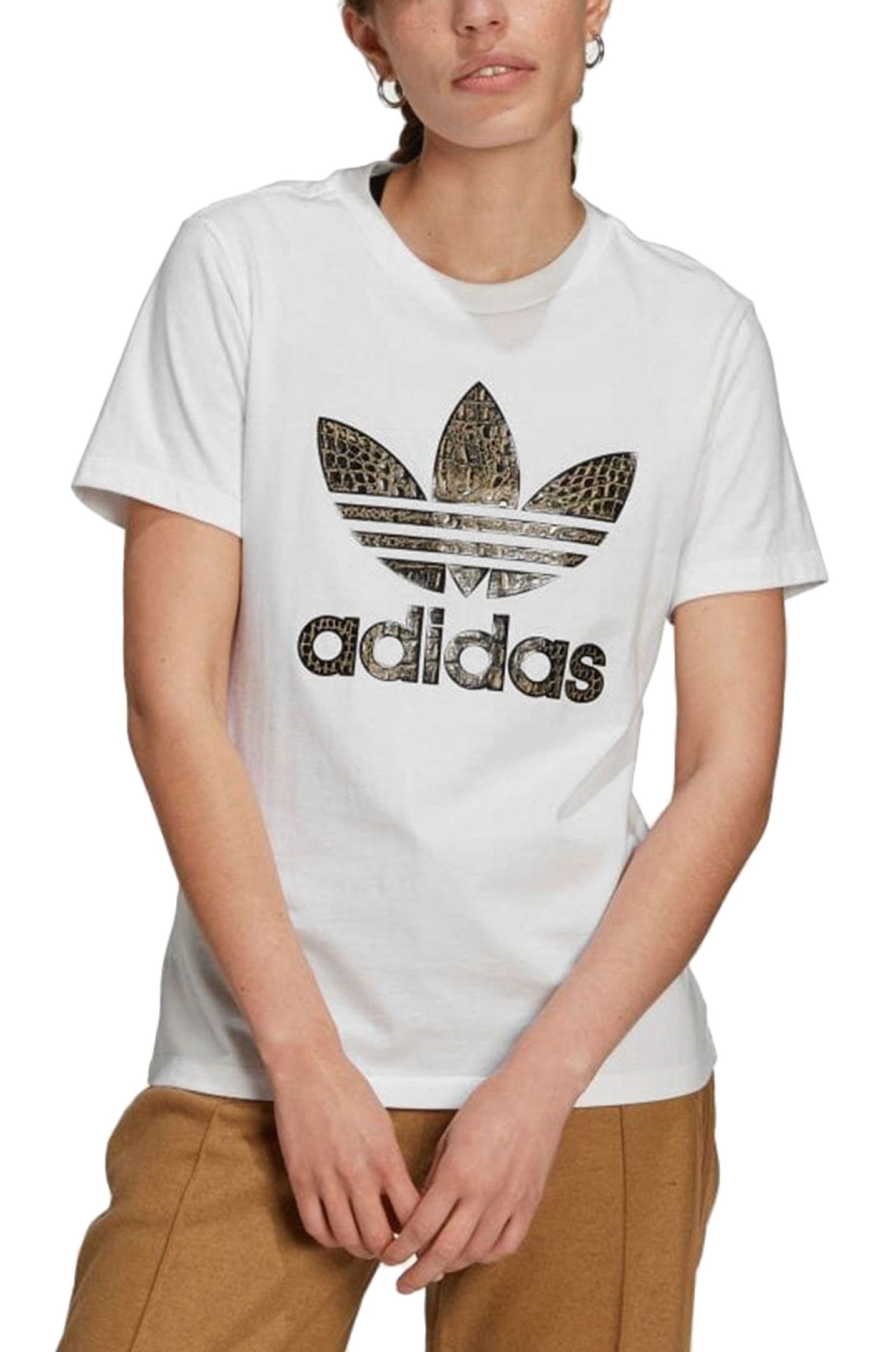 Adidas T-Shirt TEE White