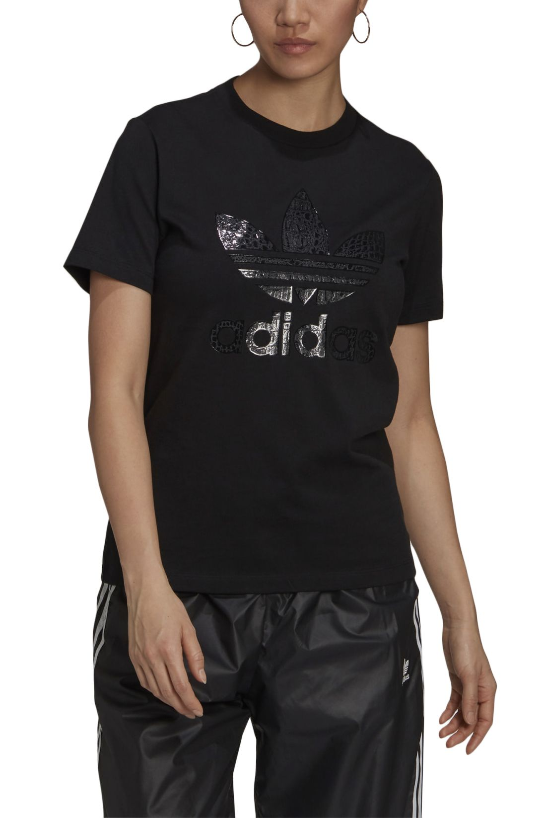 Adidas T-Shirt TEE Black