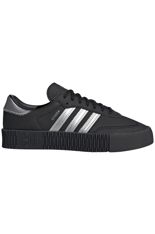 Tenis Adidas SAMBAROSE Core Black/Silver Met./Core Black