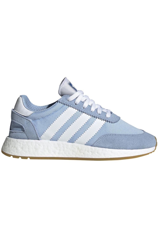 Tenis Adidas I-5923 Glow Blue/Ftwr White/Gum 3