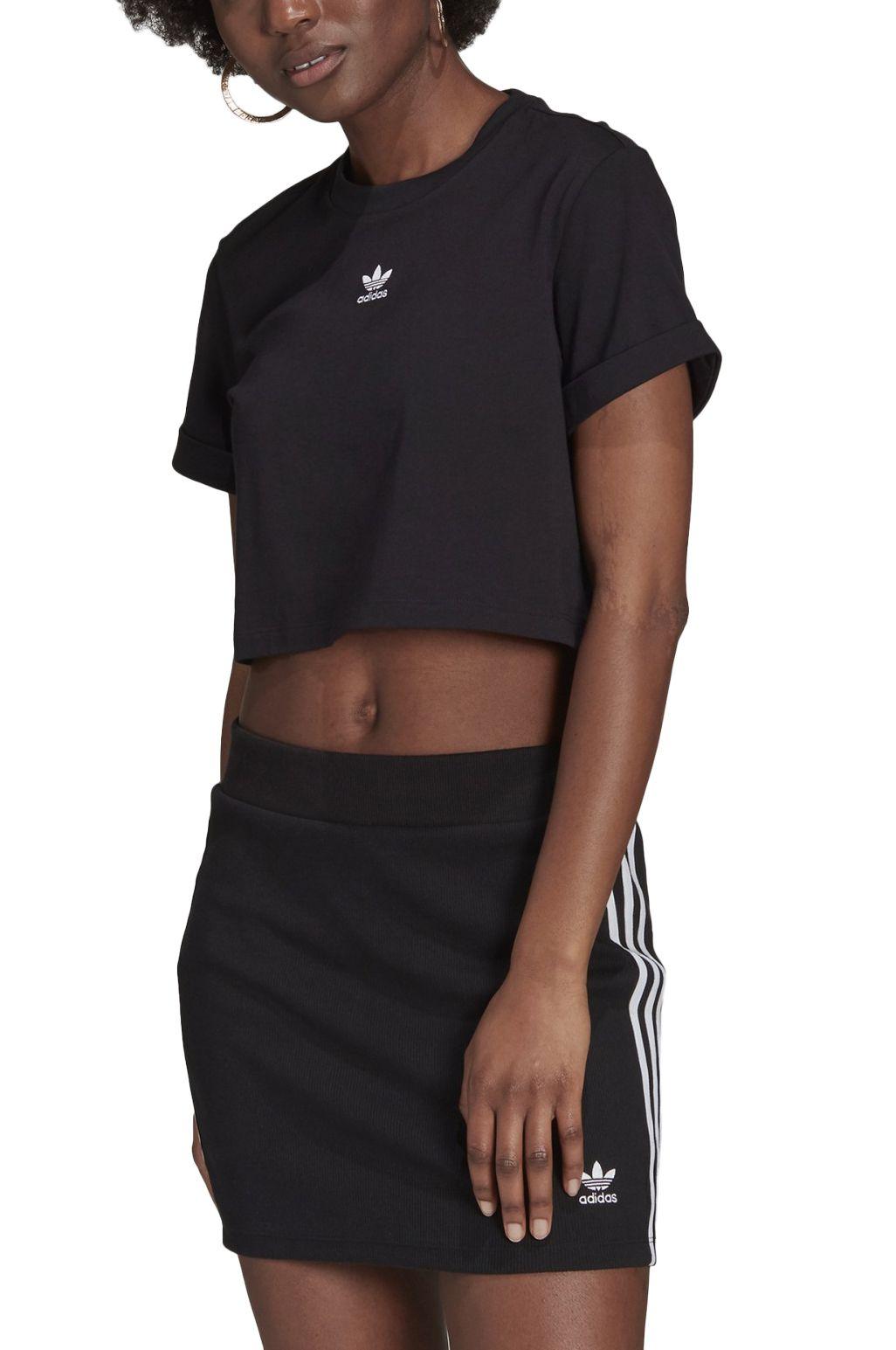 Adidas Top TEE Black