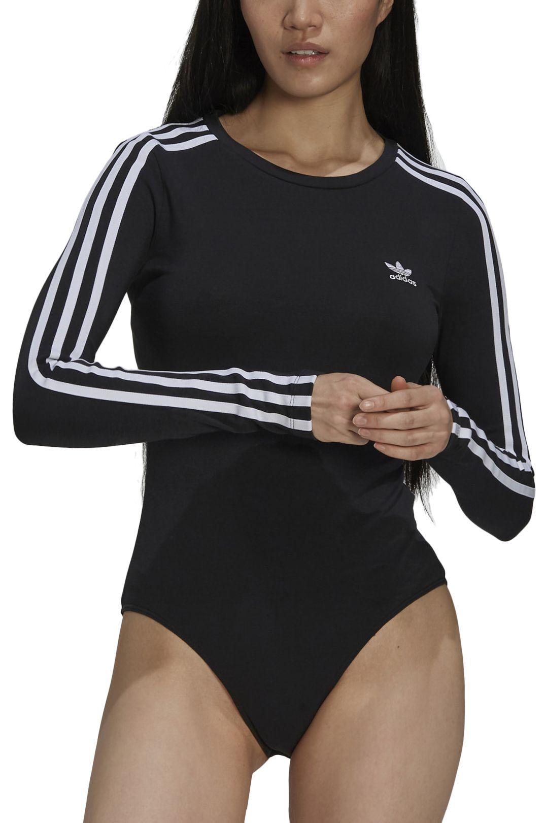 Adidas Top BODY SUIT Black