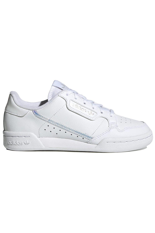 Adidas Shoes CONTINENTAL 80 J Ftwr White/Ftwr White/Core Black