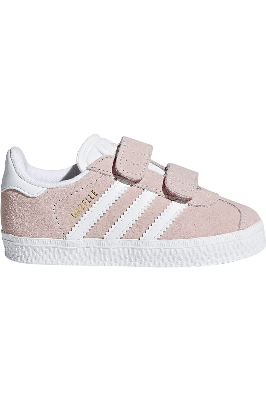 Tenis Adidas GAZELLE CF Icey Pink F17/Ftwr White/Ftwr White