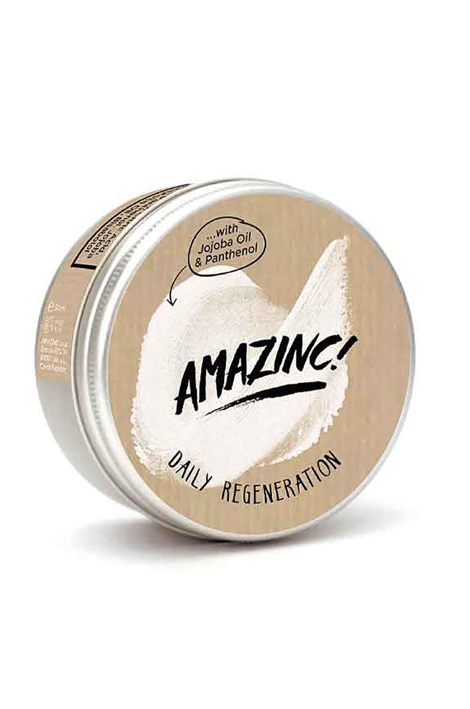 Amazinc Sunscreen DAILY REGENERATION 80GR Assorted