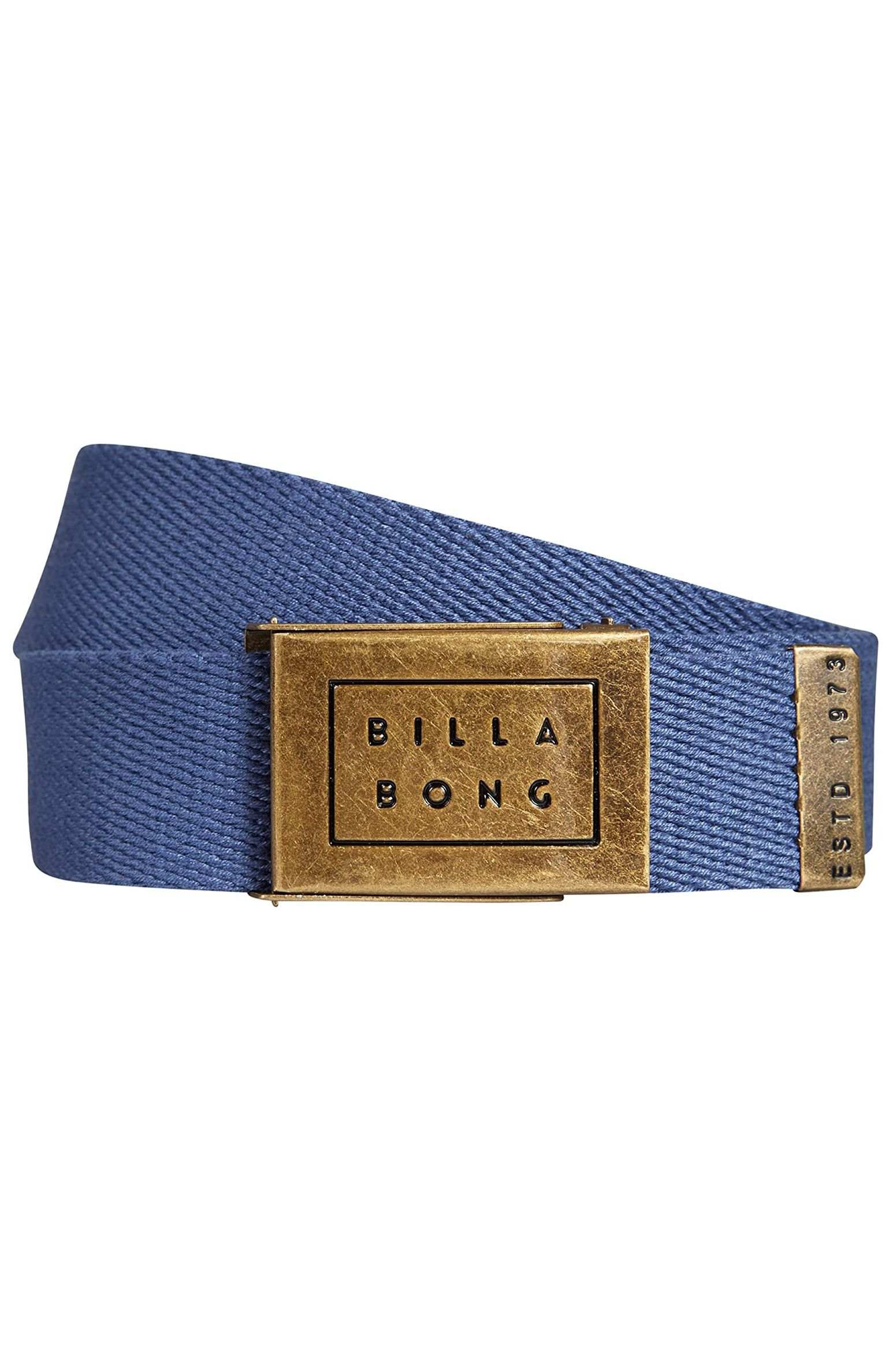 Cinto Billabong SERGEANT Dark Blue