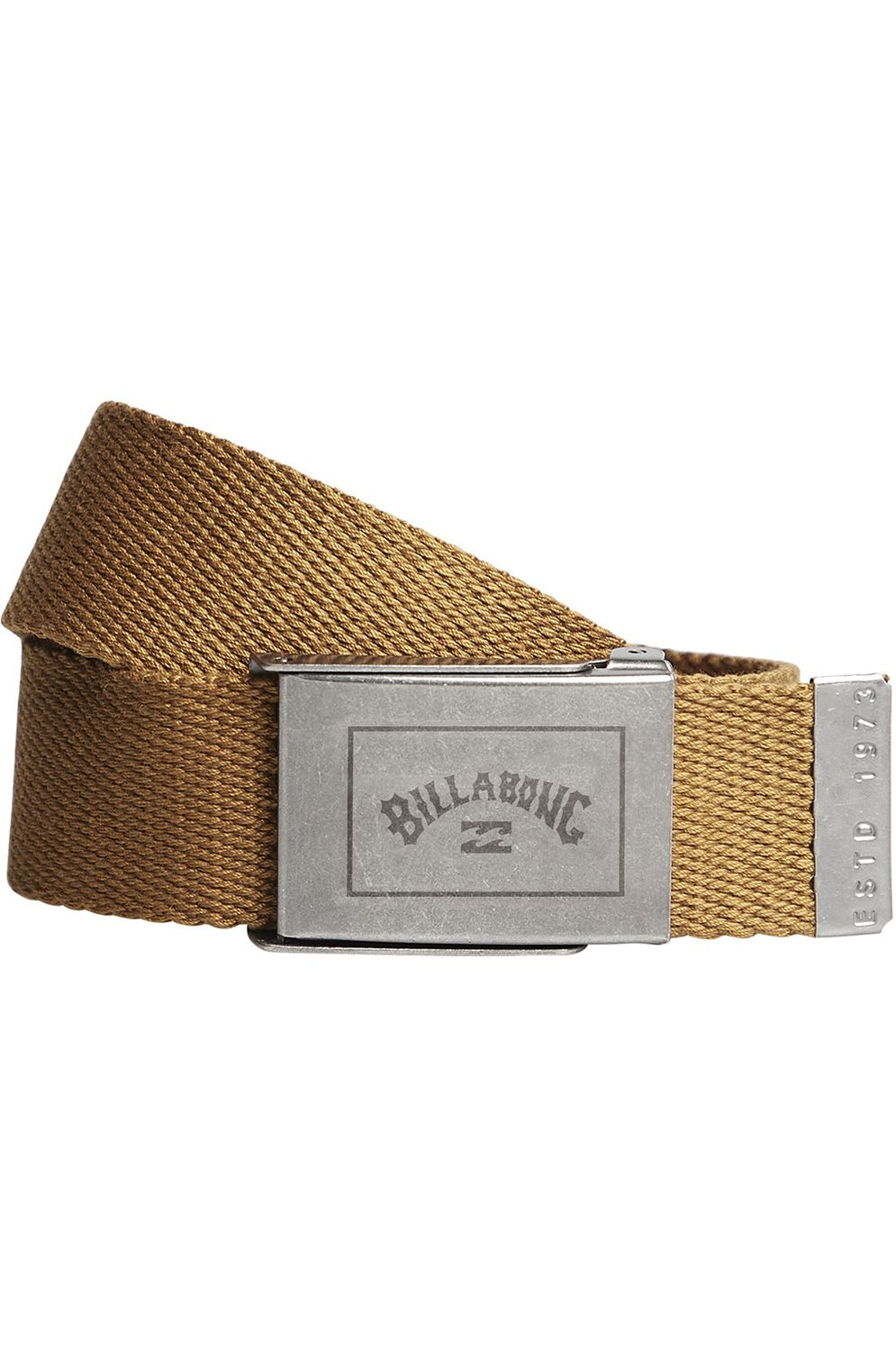Cinto Billabong SERGEANT BELT Gravel