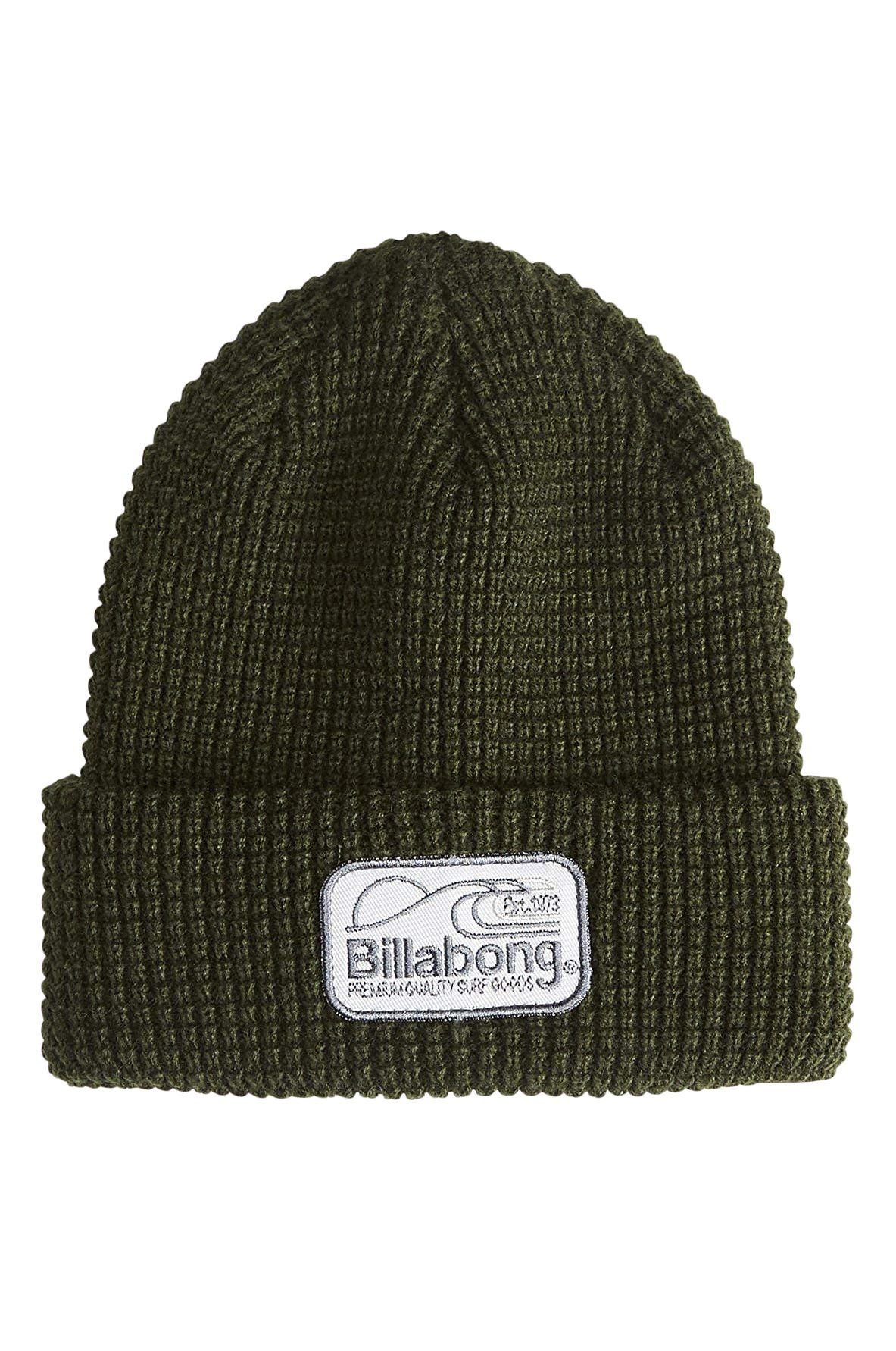Gorro Billabong WALLED Dark Military