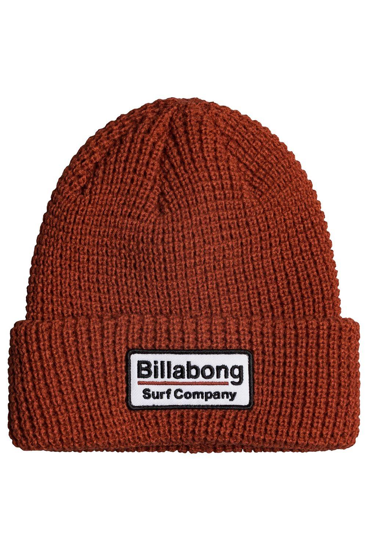 Gorro Billabong WALLED Deep Red