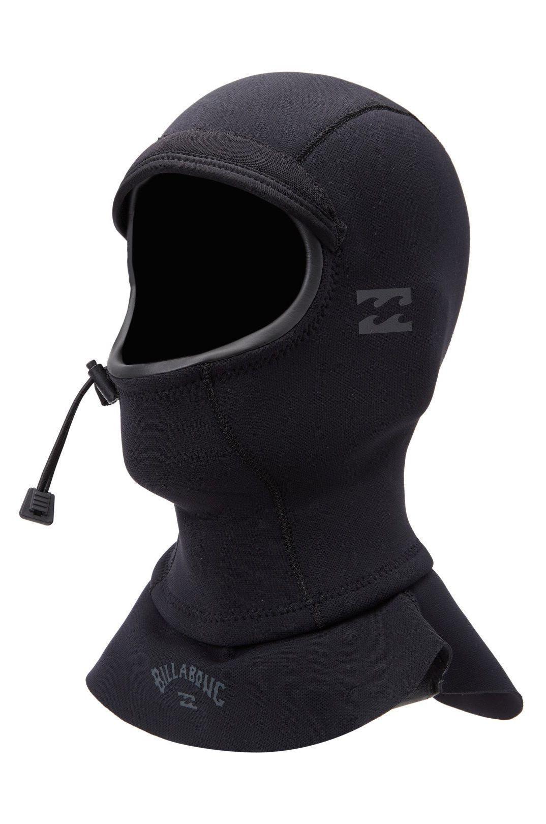 Billabong Neoprene Hoods 2 FURNACE GBS HD Black