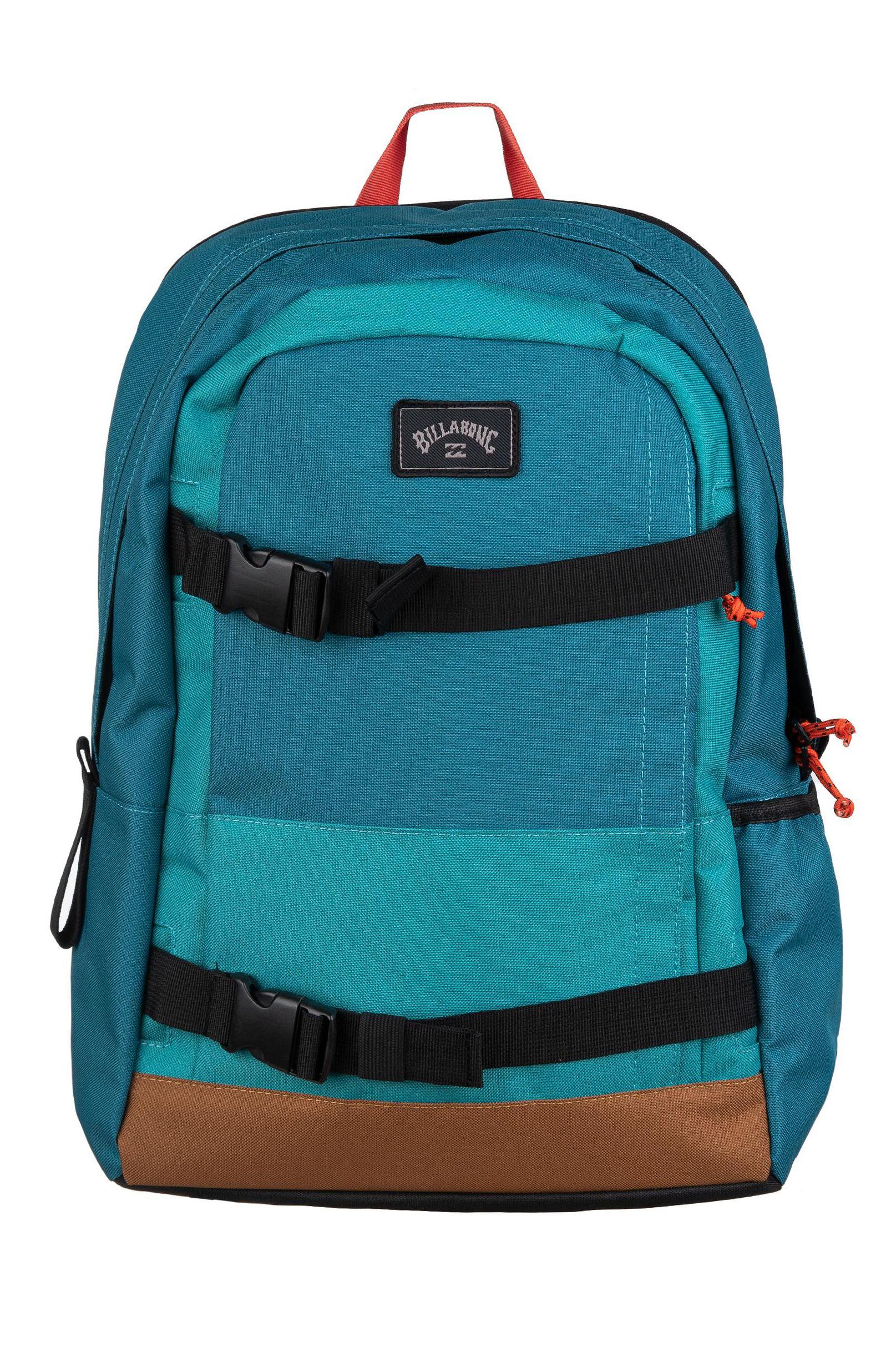 Billabong Backpack COMMAND SKATE Teal