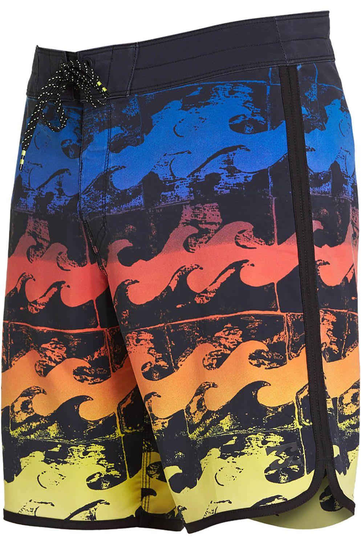 Billabong Boardshorts 73X LINE UP 19 Neon