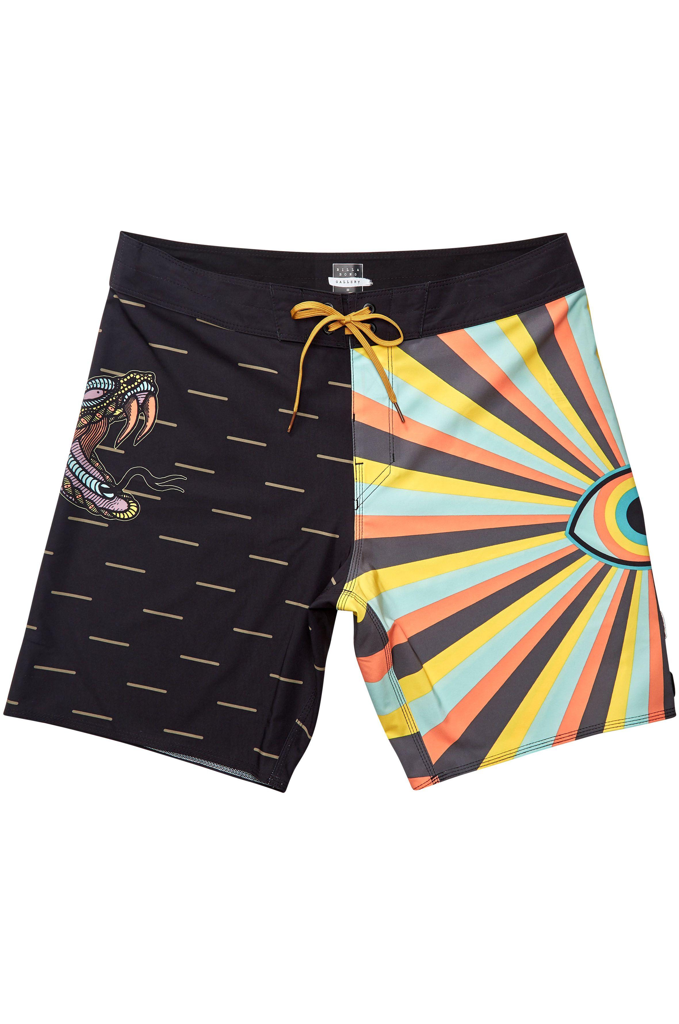 Boardshorts Billabong VIPER PRO GALLERY Black