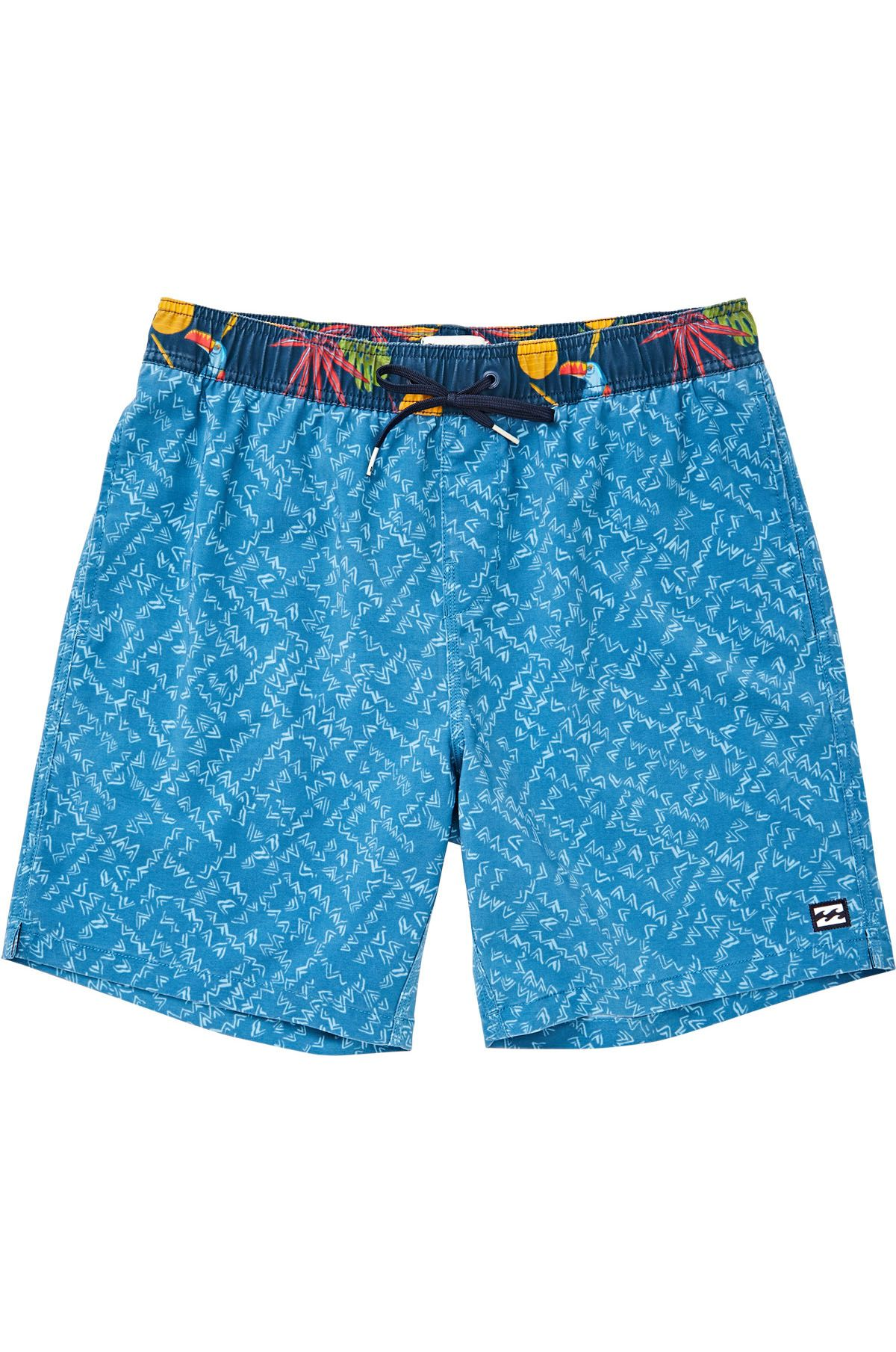 Boardshorts Billabong SUNDAYS LAYBACK Harbor Blue