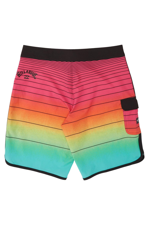 Billabong Boardshorts 73 STRIPE PRO Neon