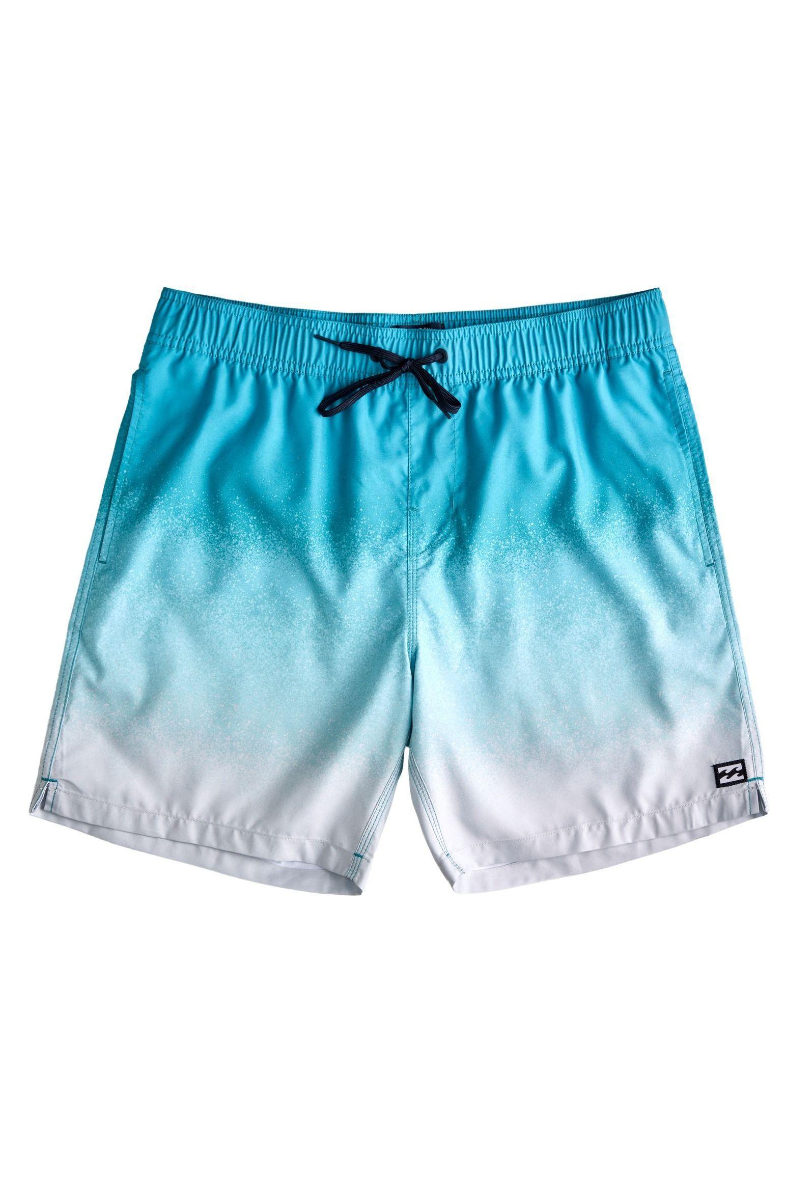 Billabong Boardshorts ALL DAY FADE PRO Aqua