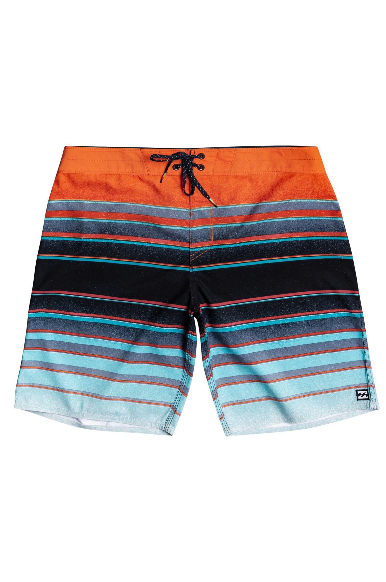 Billabong Boardshorts ALL DAY STRIPES OG Aqua