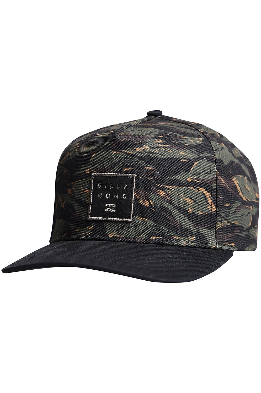 Bone Billabong STACKED SNAPBACK Camo