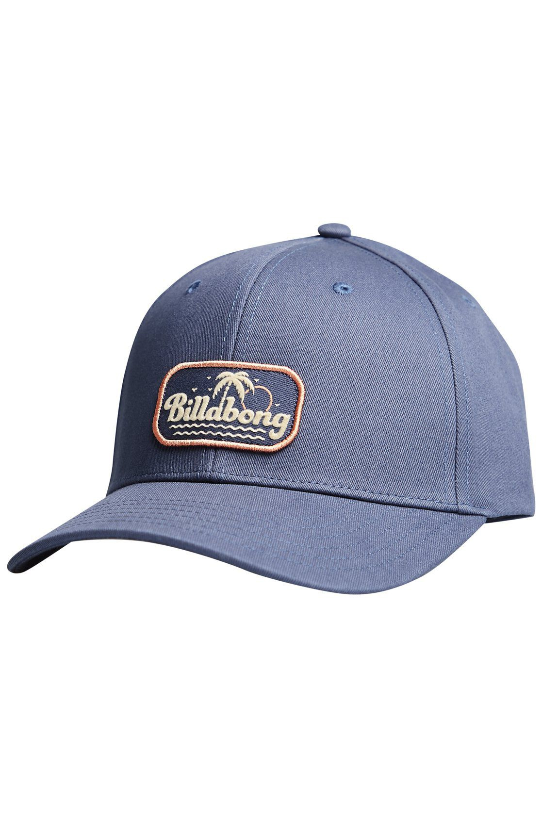 Bone Billabong WALLED SNAPBACK Navy
