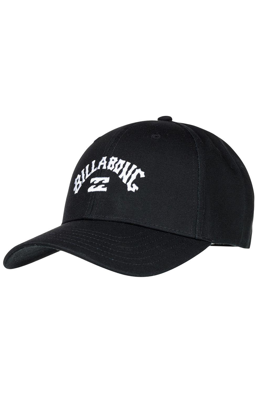 Billabong Cap   ARCH SNAPBACK Black