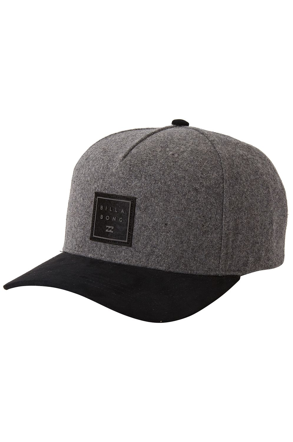 Bone Billabong STACKED UP SNAPBACK Grey