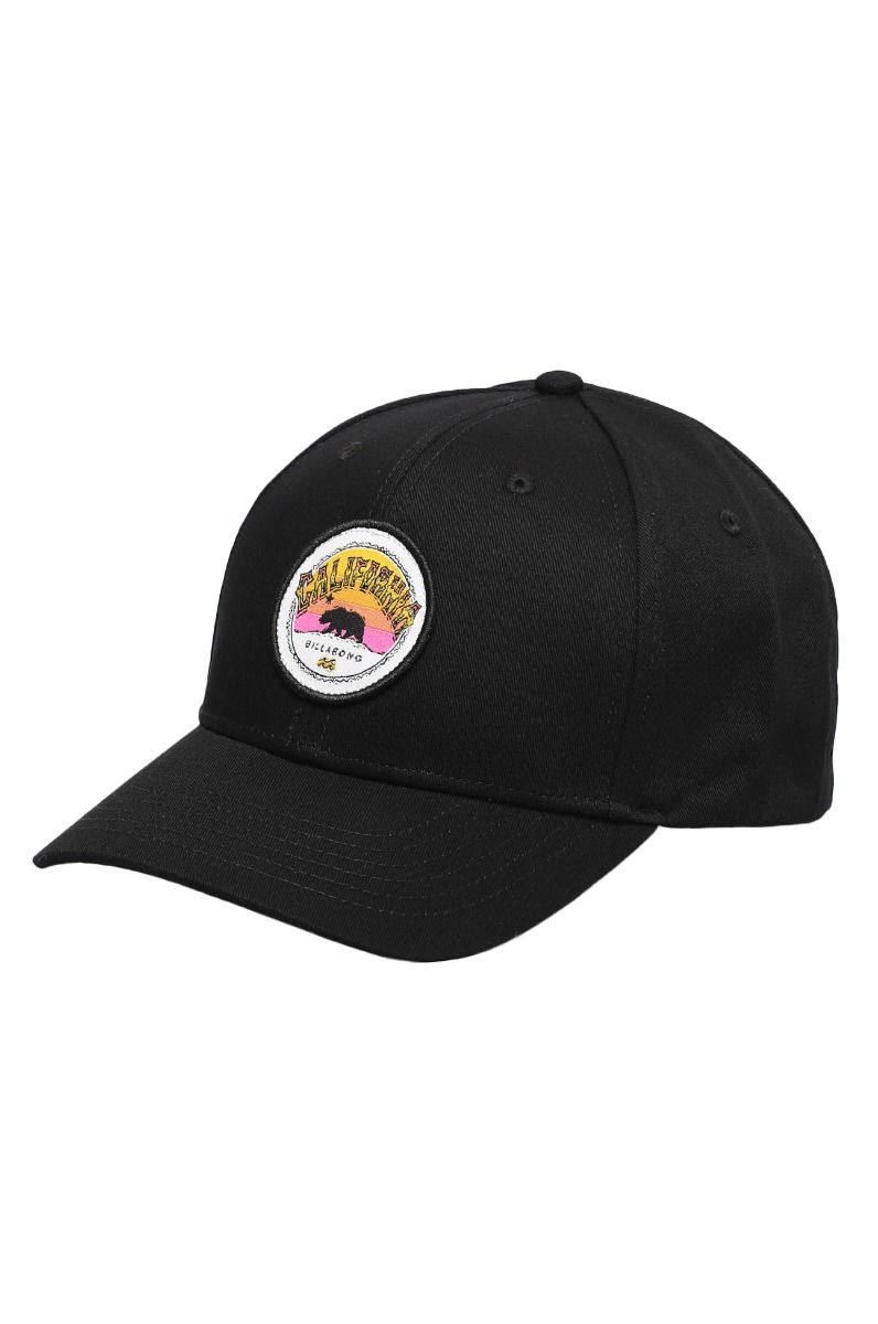 Bone Billabong DREAMY PLACE SNAPBACK Black